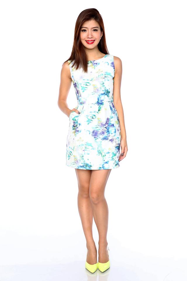 Corporate Beauty Dress in Lilac Fields
