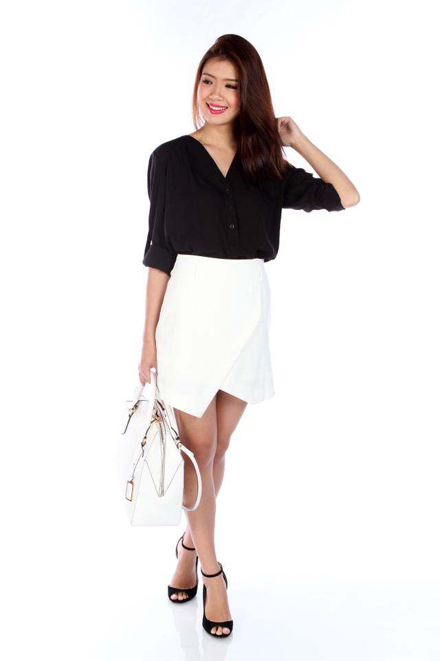 Kendra Shirt in Black