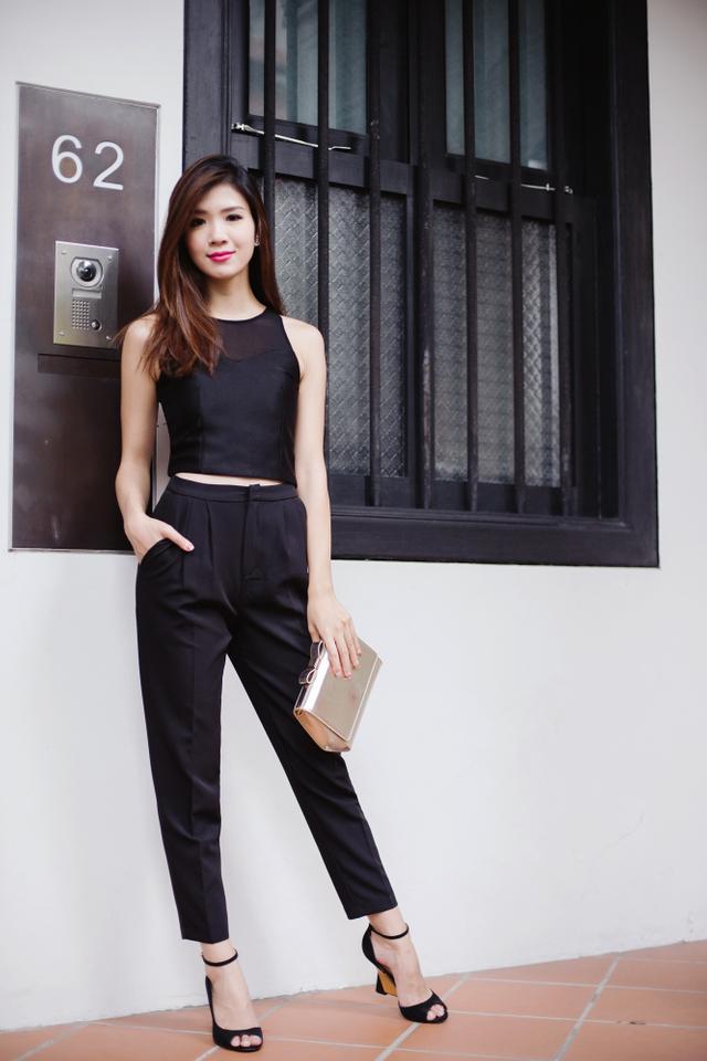 Janessa Pants in Black